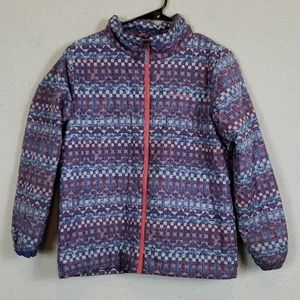 Girls Columbia thermal cool jacket